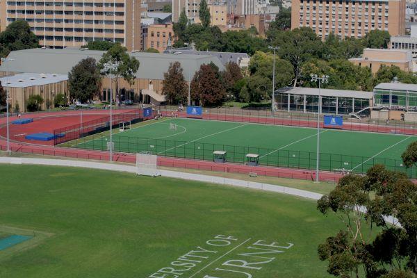 MU Sport Oval & Track