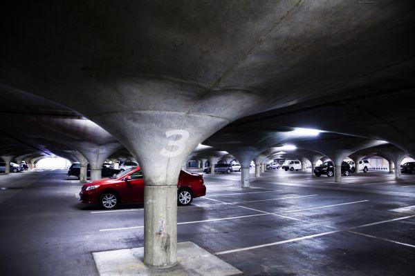 South Lawn Carpark
