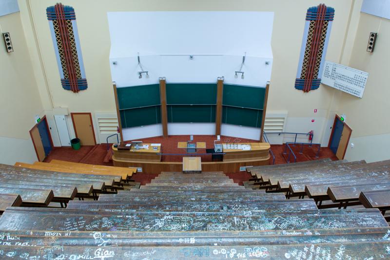 Chemistry Masson Theatre